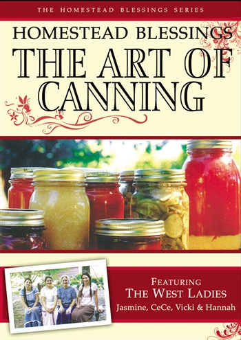 The Art of Canning book