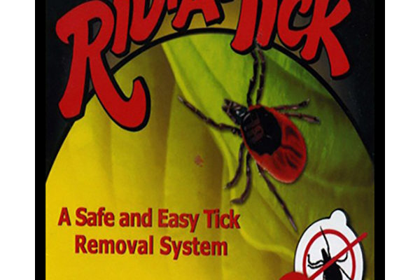 Rid a Tick removal system